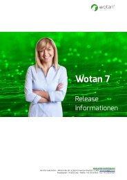 Wotan7 - Monitoring Dashboards und SAP Change Management Überwachung