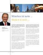 München - Dynamischer Wirtschaftsstandort und Kulturraum im Herzen Europas - Page 7