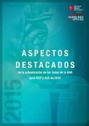 2015-AHA-Guidelines-Highlights-Spanish