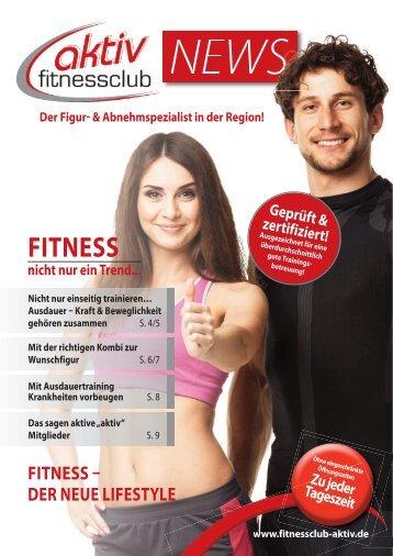 aktiv fitnessclub news