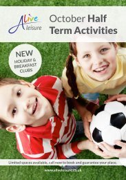 Term Activities