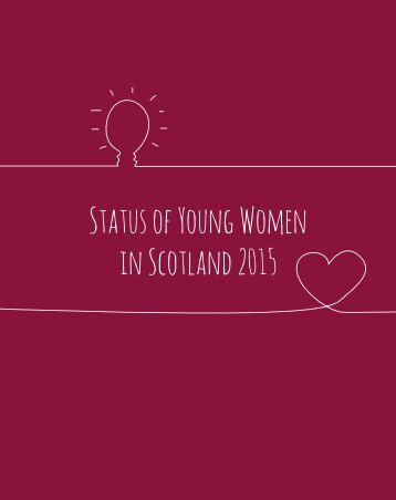 Status of Young Women in Scotland 2015