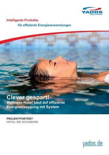 Projektporträt Erdgas-Blockheizkraftwerk