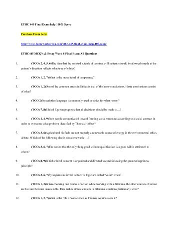devry ethics 232 Ethc 232 week 4 criminal justice ethics tutorial find similar products by category week 4.