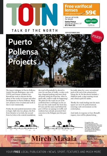 Puerto Pollensa Projects