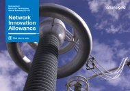 National Grid Electricity Transmission NIA Annual Summary 2014-15