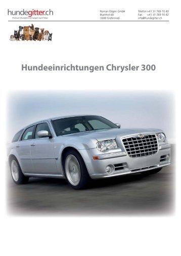 Chrysler_300_Hundeeinrichtungen