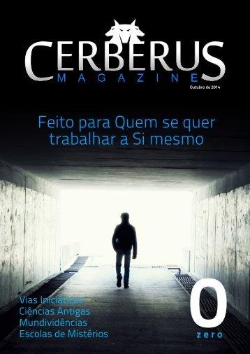 Cerberus Magazine - Edição Zero