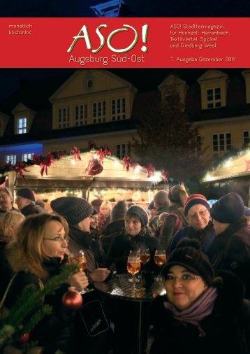 ASO! Augsburg Süd-Ost - Dezember 2014