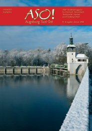 ASO! Augsburg Süd-Ost - Januar 2015
