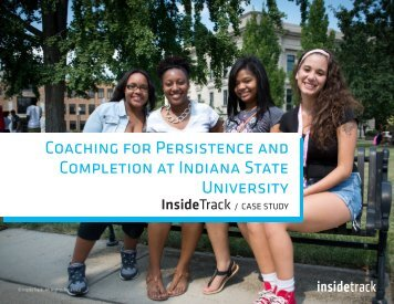 Coaching for Persistence and Completion at Indiana State University