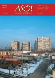 ASO! Augsburg Süd-Ost - März 2015