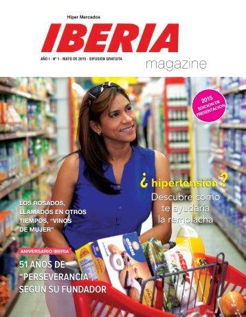 Iberia Magazine