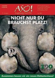 ASO! Augsburg Süd-Ost - Juli 2015