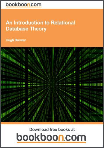 introduction to relational model Fare clic per modificare stile outline 1 the notion of database 2 the relational  model of data 3 the relational algebra 4 sql m lenzerini - introduction to.