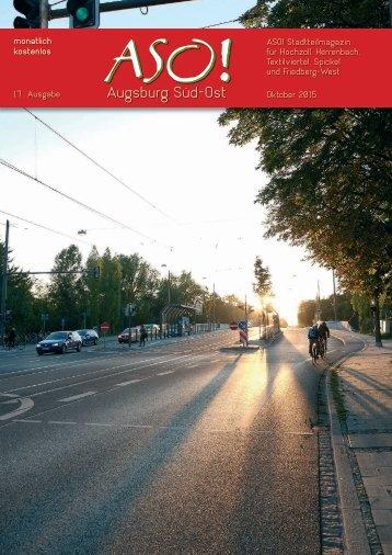 ASO! Augsburg Süd-Ost - Oktober 2015