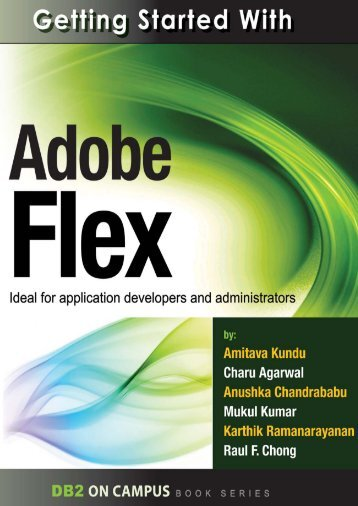 Getting Started with Adobe Flex