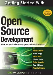 Getting Started with Open Source Development