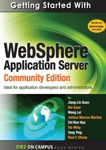 Getting Started with WebSphere Application Server
