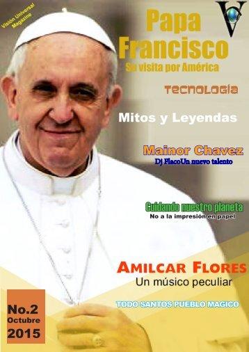 Edición No. 2 Octubre 2015