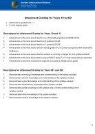 Grade Descriptors Years 7 - IB2 - Page 4