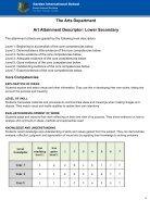Grade Descriptors Years 7 - IB2 - Page 5
