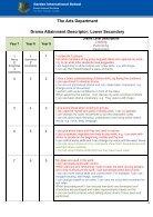 Grade Descriptors Years 7 - IB2 - Page 6