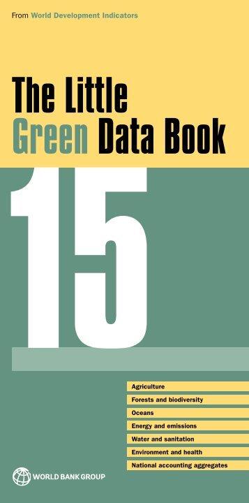 The Little Green Data Book 2015