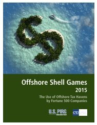 Offshore Shell Games