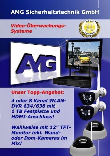 AMG Video-Überwachungs-Topp-Angebote