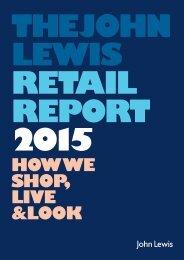 THEJOHN LEWIS RETAIL REPORT 2015