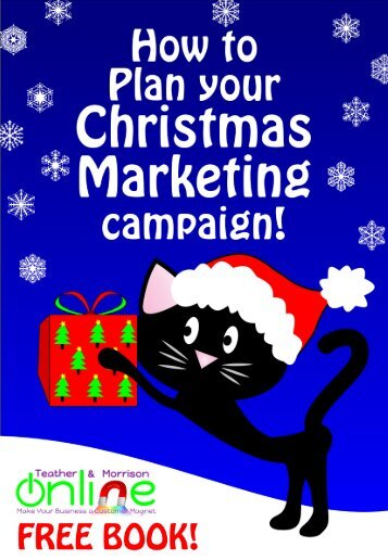 How to Plan You Christmas Marketing Campaign!
