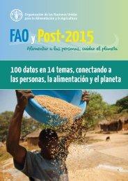 100 datos en 14 temas conectando a las personas la alimentación y el planeta