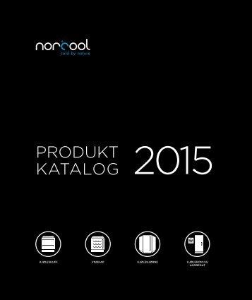 Norcool Produktkatalog 2015