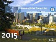 CPC Annual Citizen Survey Report October 15 2015
