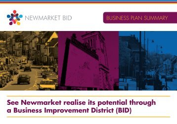 Newmarket_Bid_Summary-Business-Plan