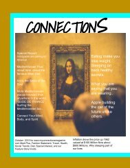 connections October  2015