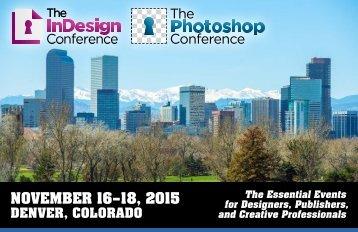 NOVEMBER 16–18 2015