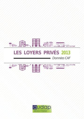 LES LOYERS PRIVÉS 2013