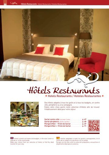 Hotels Restaurants/ Hoteles Restaurantes - Office de ...