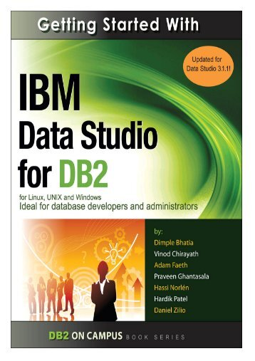 Getting Started with IBM Data Studio for DB2