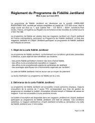 Consultez Le Carnet En Ligne Jardiland