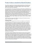 Fonds d'actions canadiennes Beutel Goodman - Page 4