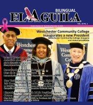 El Aguila Magazine – October 15, 2015
