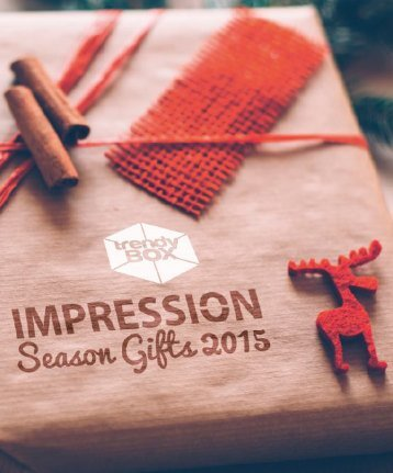 TrendyBOX-Season Gifts-GE