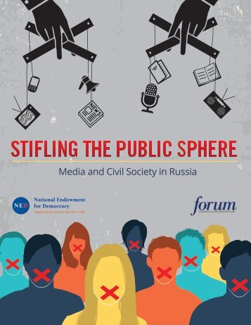 Media and Civil Society in Russia