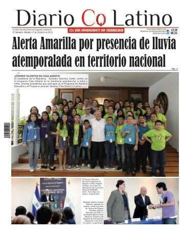Edición 17 de Octubre de 2015