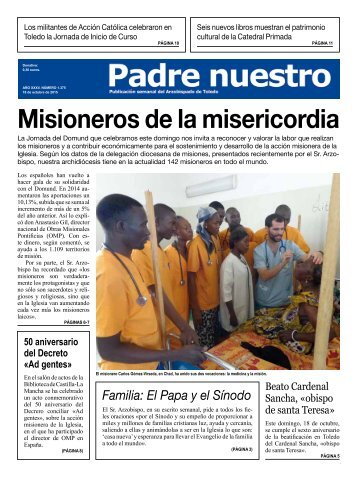 Misioneros de la misericordia