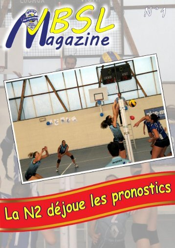 VBSL Magazine - Edition 1