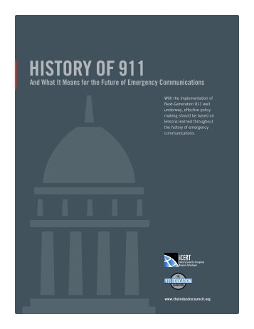HISTORY OF 911
